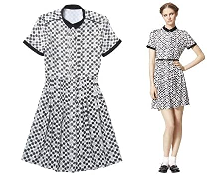Jason Wu for Target Dot Print Shirt Dress in Cream Size: SMALL at ...