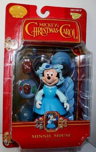 Mickeys Christmas Carol Minnie.Amazon Com Mickey S Christmas Carol Minnie Mouse As Mrs