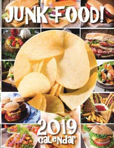 Junk Food! 2019 Calendar by Sea Wall