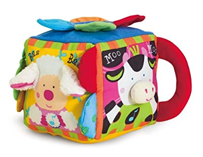 Melissa & Doug K's Kids Musical Farmyard Cube by Melissa & Doug that we recomend personally.