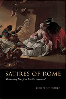 Book Satires of Rome: Threatening Poses from Lucilius to Juvenal