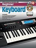 Progressive Beginner Keyboard Bk&CD&DVD