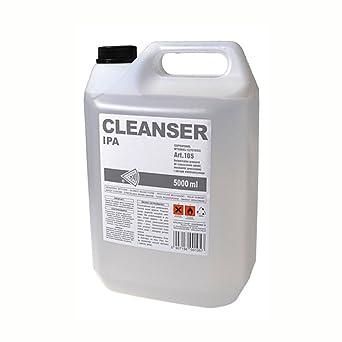 Limpiador Líquido Bandeja Limpiador ultrasonidos Lavadora Bañera Cleaner 5 L