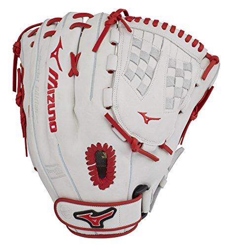 12.5 Inch Ball Glove - Mizuno GMVP1250PSEF7 MVP Prime SE Fastpitch Soft Ball Gloves, 12.5