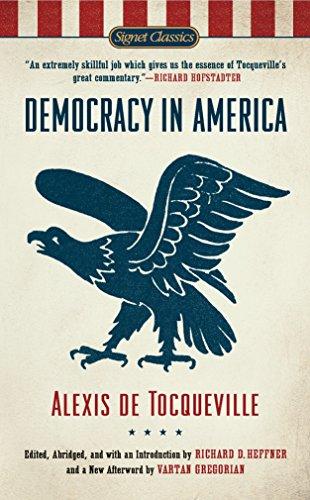 (Democracy in America (Signet Classics))
