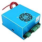 YaeCCC 40W Power Supply for CO2 Laser Engraver Cutter Machine