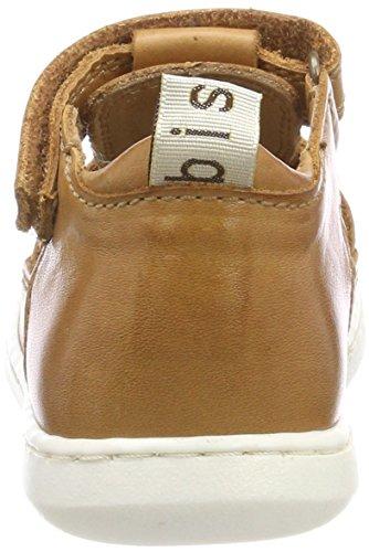 Bisgaard Unisex-Kinder Sandalen Geschlossene Braun (Cognac)