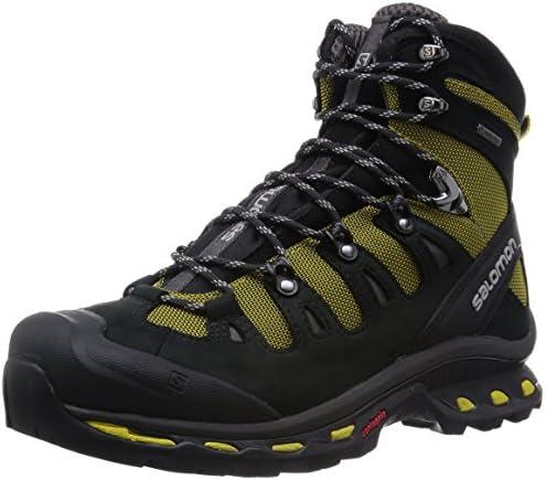 Salomon Quest 4D 2 GTX - Zapatillas para Deportes de Exterior de Material Sintético para Hombre Beige Beige (Ray/Black/Autobahn) 42 2/3: Amazon.es: Zapatos y complementos