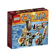 LEGO Chima Crocodile Tribe Pack