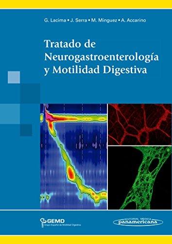 Descargar Libro Tratado De Neurogastroenterología Y Motilidad Digestiva Desconocido