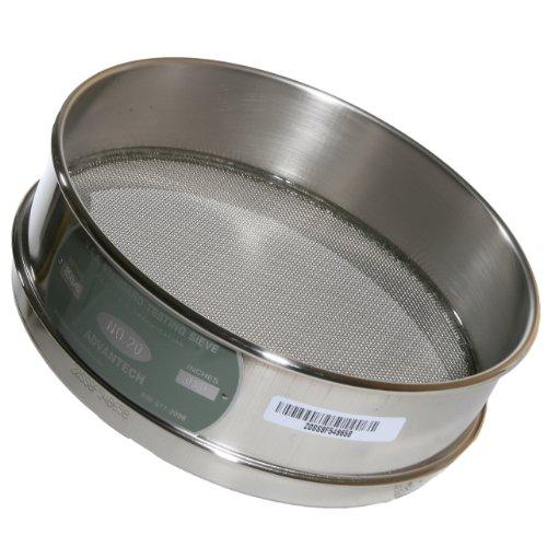 advantech-stainless-steel-test-sieves-8-diameter-20-mesh-full-height