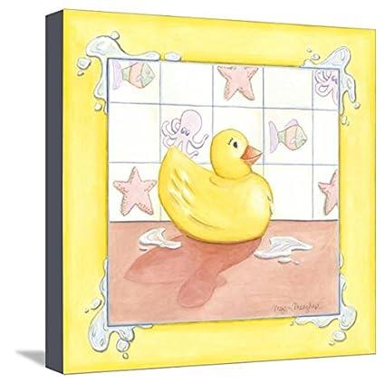Fine Rubber Duck Wall Art Composition - Wall Art and Decor Ideas ...