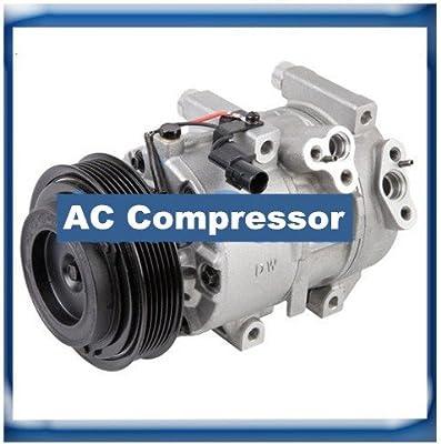 Amazon.com: GOWE AC Compressor for Auto Doowon DVE16 AC Compressor FOR Hyundai Tucson/Kia Sportage 2.0L 2.4L 977012S500 97701-2S500 CO 11231AN CO 11231C: ...
