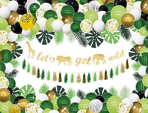 Party Themes Decorations - 2019 Premium Jungle Safari Theme Party