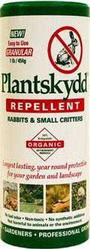 Plantskydd All Organic Rabbit & Small Critter Granular Repellant 1lb.