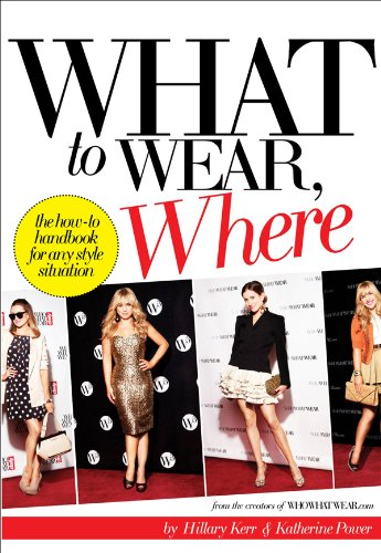 What to Wear, Where : The How-to Handbook for Any Style ()