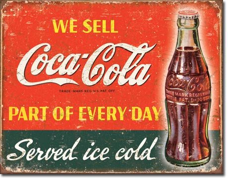 The Finest Website Inc. Coca Cola Coke Part of Every Day 16