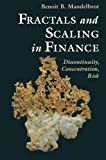 Fractals and Scaling in Finance 9780387983639