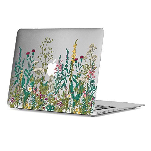 GMYLE Pattern Soft Touch Crystal Macbook
