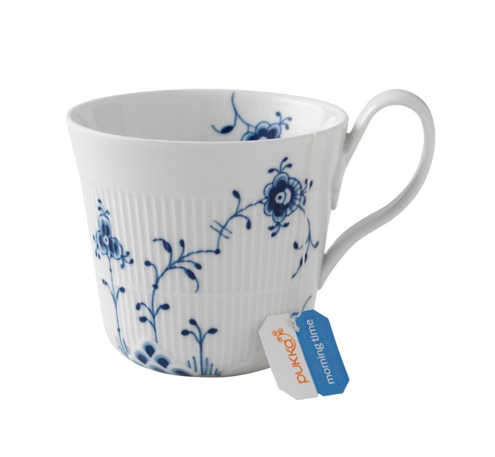 Royal Copenhagen Elements Cup H. Handle 0.35 l Blue by Royal Copenhagen (Image #3)