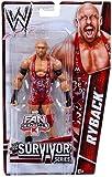 Mattel WWE Wrestling Survivor Series Exclusive Action Figure Ryback