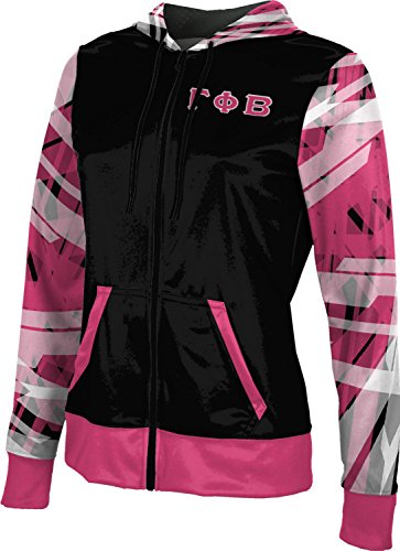 ProSphere Women's Gamma Phi Beta Crisscross Full-zip Hoodie (Small) (Us Soccer Centennial compare prices)