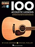 100 Acoustic Lessons - Guitar Lesson Goldmine Series (Book & Online Audio)