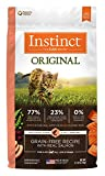Instinct Original Grain Free Recipe with Real Salmon Natural Dry Cat Food by Nature's Variety, 4.5 lb. Bag Larger Image