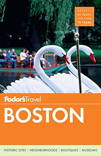 Fodor's Boston (Full-color Travel - Street Shops Newbury