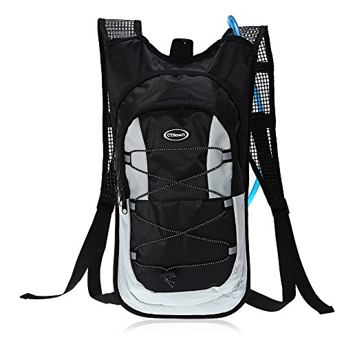 OLSUS Multifunctional 10L Cycling Backpack with Water Bag waterproof, light and comfortable texture by OLSUS