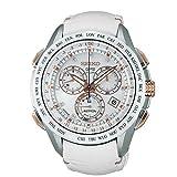 Seiko Astron GPS Limited Edition Solar Chronograph Sse021j1 White