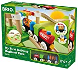 : BRIO My First Railway Beginner Pack Train Set