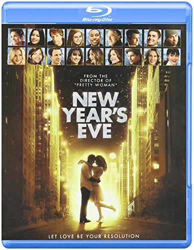 New Year's Eve (Blu-ray) - Zac Love Movie Efron