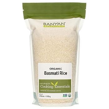 Banyan Botanicals Organic Basmati Rice