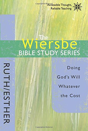 Wiersbe Bible Study Esther Whatever product image