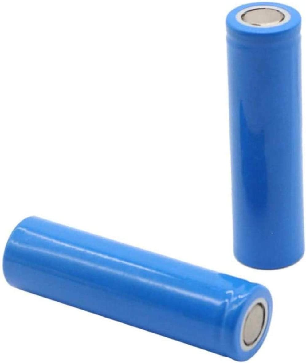 Rechargeable Lithium Battery,4Pcs 3.7V 1800Mah 18650 Rechargeable Lithium Battery Flashlight Lithium Ion Battery