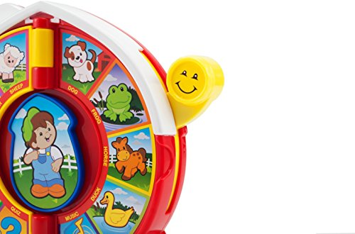 51kCcWaH6uL - Fisher-Price See 'n Say The Farmer Says [Amazon Exclusive]