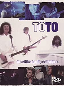 toto the ultimate clip collection dvd Italian Import