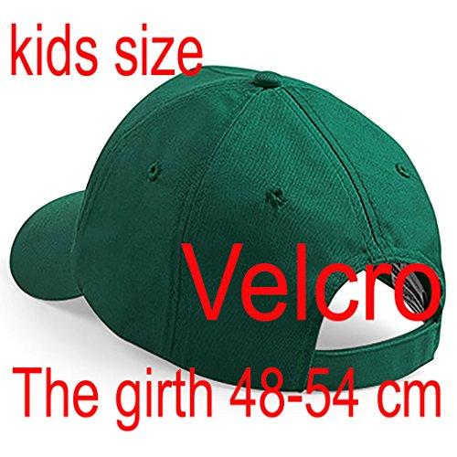 W z Unisexe Enfants Garcon Green Alphabet Bonnet Botte Chapeau Baseball Cap 4sold Fille Casquette A 7Xq67H