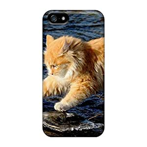 DrunkLove Scratch-free Phone Case For Iphone 5/5s- Retail Packaging - Water Phobia