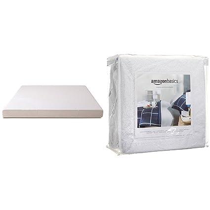 Amazon Com Zinus Sleep Master Cool Gel Memory Foam 5 Inch