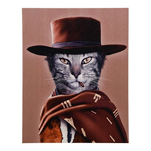 Empire Art Direct Empire Art Western High Resolution Pets Rock Giclee Printed on Cotton Canvas on Solid Wood Stretcher Wall Décor Empire Art Collection