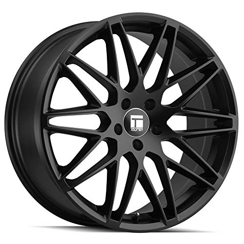 Touren TR75 Custom Wheel Matte - Matte Black Rims - 19