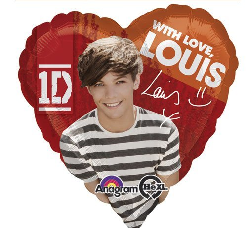 one direction balloons - 5
