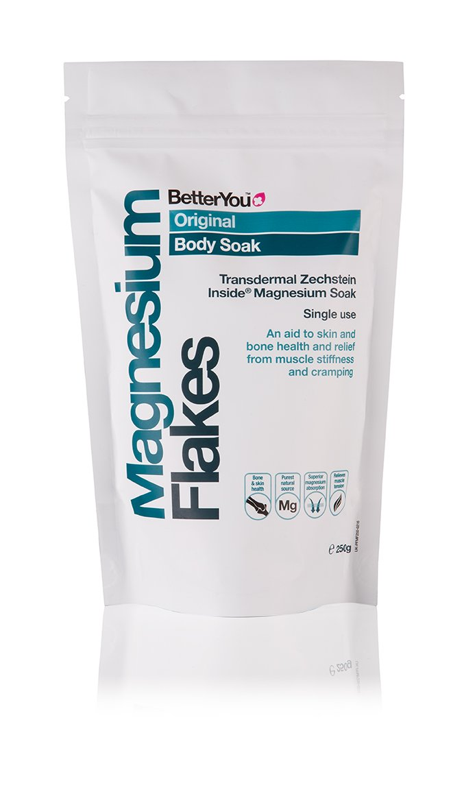 BetterYou - Magnesium Flakes - Body Soak - 250g BY-015
