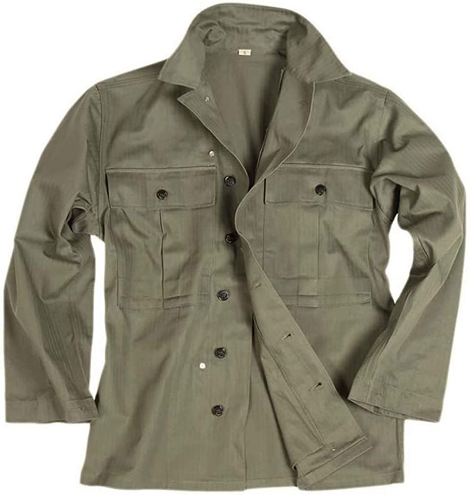 Mil-Tec US HBT Camisa verde oliva (Repro)