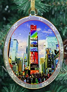 Amazoncom New York City Christmas Ornament  Rockefeller Center