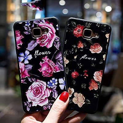 Amazon.com: Funda 3D para Samsung Galaxy A5 2017 S8 S9 Plus ...