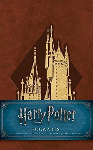 Hogwarts Journal (Harry Potter: Hogwarts Ruled Pocket Journal)