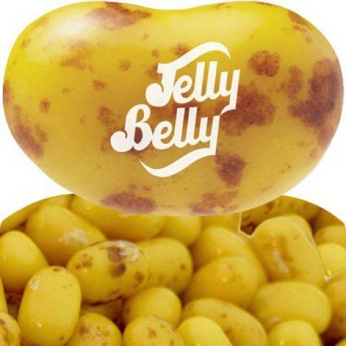FirstChoiceCandy Jelly Belly Top Banana Jelly Beans 1 Pound